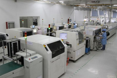 One of our SMT Production Facilities