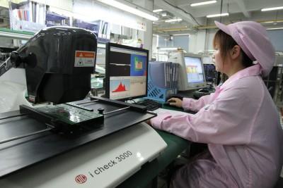 iCheck 3000 Laser QA Station