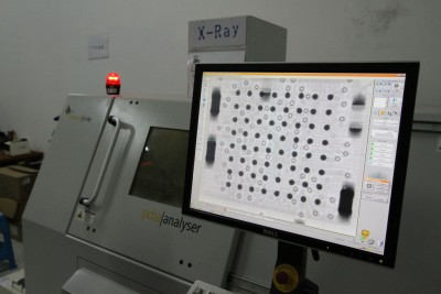 X-Ray Test Capabilities